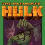 "Cover art for ""The Ultimate Hulk"" anthology"