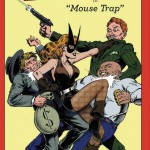 The cover for The Dark Leopard: Mouse Trap