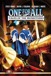 "One for All - Tales of the Musketeers - ""Crossed Swords in the Moonlight"""
