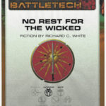 "Cover for the Battlecorps' story, ""No Rest for the Wicked"""
